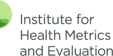 Institute for Health Metrics and Evaluation Logo